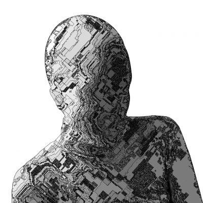 Pixel ghost 38 - fkmg - kub